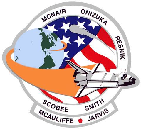 Space Shuttle Challenger Debris. The Space Shuttle Challenger